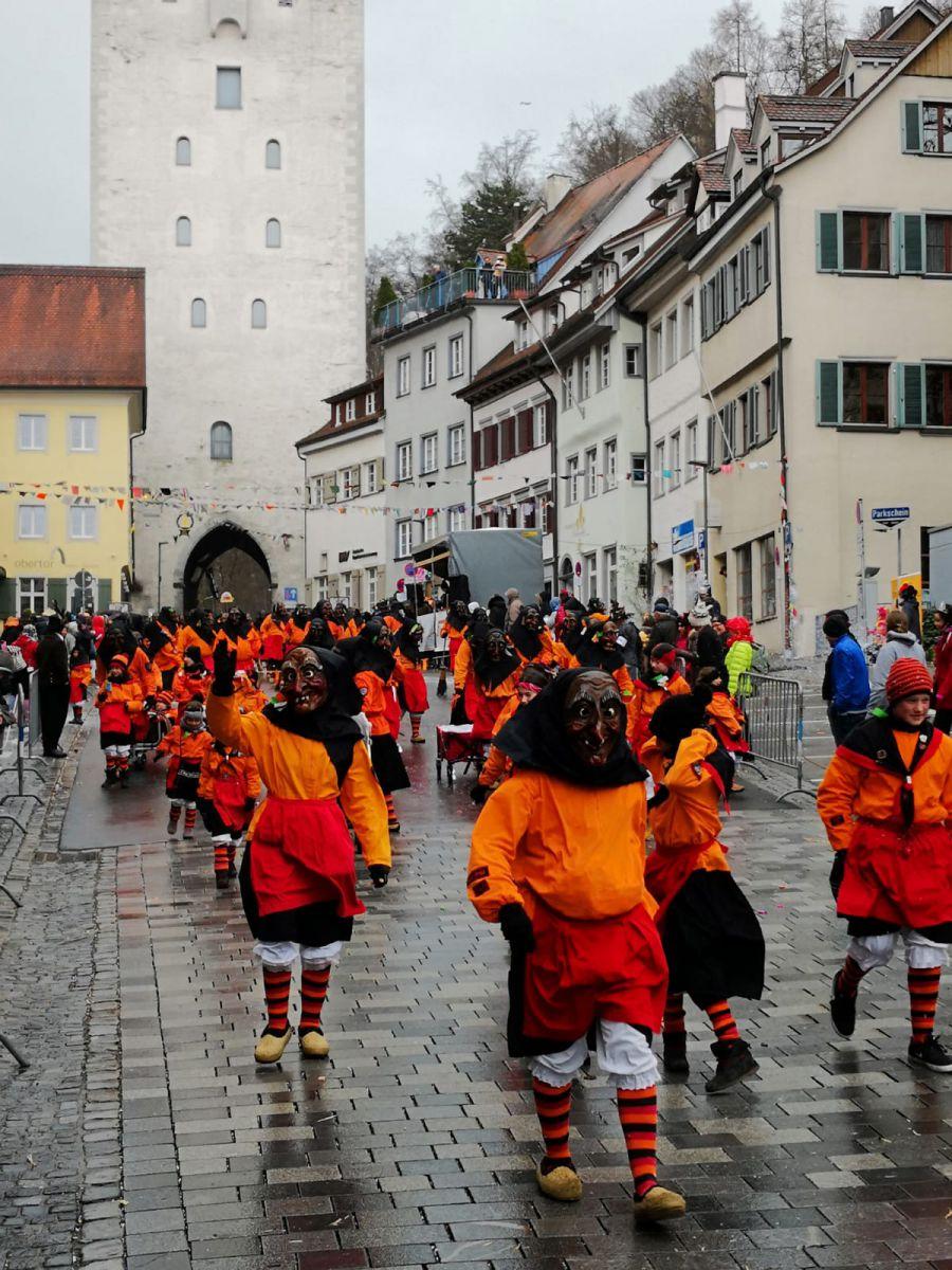 Umzug Ravensburg 2019